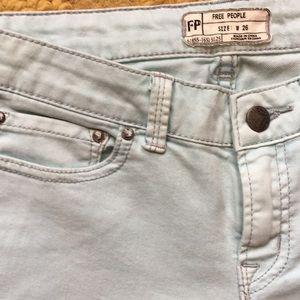 Free People Jeans - + FREE PEOPLE +
